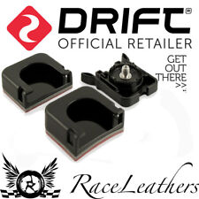 DRIFT ADHESIVE MOUNT KIT COMPRISING FLAT AND CURVED MOUNT PLUS BASE CLIP