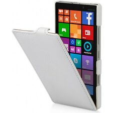 Melkco Premium Leather Case for Nokia Lumia 930 - Jacka Type (WHITE LC) H17909