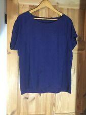 M/&S Taglia 8 Rosie AUTOGRAFO Non wired bikini top scollato dietro il collo nuovo con etichetta