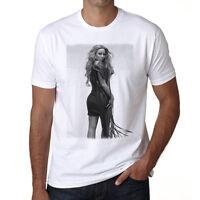 Mariah Carey T-shirt 2 t shirt homme, Manches Courtes, Coton blanc cadeau