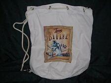 tommy bahama cotton draw string beach bag, paradise casino