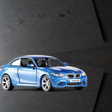 BMW M2 Model Cars Toys 1:36 5Inch Gifts&Collection Blue New Alloy Diecast