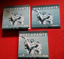 Mercadante: Il Bravo-CD- Nov-2006- x3 CD-with book-In very good condition