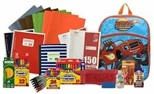 Nickelodeon Blaze and The Monster Machines Back to School Complete Kit  Backpack