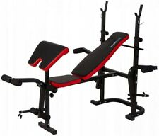 Weight Bench Black Foldable Fitness Home Gym Workou t!!!!
