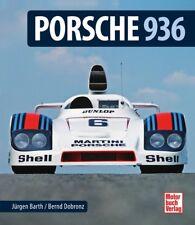 Libro Ilustrado Porsche 936