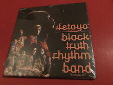 IFETAYO Black Truth Rhythm Band - Love Excells All 1976, 2011 Soundway Cd RE