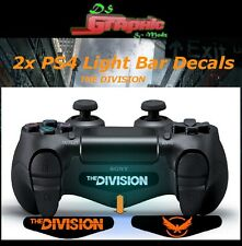 THE DIVISION PS4 Controller Light Bar Decal  Vinyl Stickers