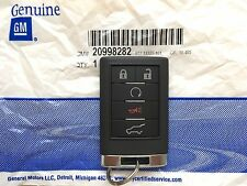 08-09 Cadillac SRX Keyless Remote Key Fob Entry Transmitter GM for Driver #2 OEM