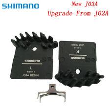 Shimano J02A J03A Resin Cooling Fin Ice Tech Disc Brake Pads XT XTR SLX Deore