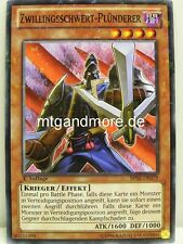 YU-GI-OH - 1x gemello Spada-Razziatori-MOSAIC RARE-bp02-era of Giants