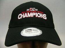 2010 NEW YORK PENN LEAGUE CHAMPIONS - NEW ERA ADJUSTABLE BALL CAP HAT!