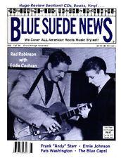 Blue Suede News #36 Eddie Cochran Frank Andy Starr