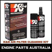 K&N AIR FILTER RECHARGE KIT CLEANER & OIL KN 99-5000 (SPRAY ON OIL)
