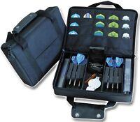 DART CASE Extra Large Quality Multi Pack Dart Board Dart Carry Case Dart Wallet