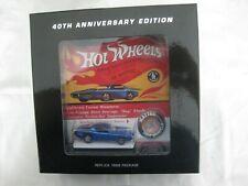 Hotwheel.Com 2008 40th Anniversary Edition Custom Otto Mint In Box