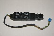 Mercedes W215 CL Fensterheberschalter Schalterblock A 2158201910 / A 2158207310