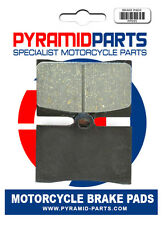 Sachs 125 X-Road 2005 Front Brake Pads