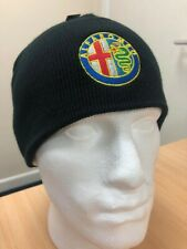 Embroidered ALFA ROMEO Beanie Hat