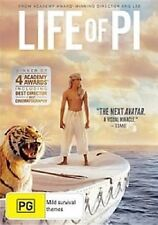 LIFE OF PI – DVD, ANG LEE