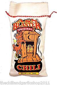 Ass Kickin'   Ass Blaster Chili Mix (1lb.)