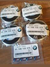 BMW Roue En Alliage 68 mm Centre Caps & M Sport Autocollant emblèmes