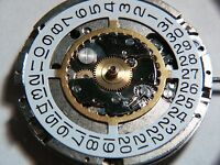 Harley Ronda 375 Quartz Movement - SWISS MADE - NOS, white crown