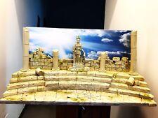 Diorama Decoration Myth Cloth Saint Seiya Big Colosseo Più Statua Di Athena
