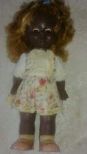 Vintage Jesmar African American Doll Blonde hair