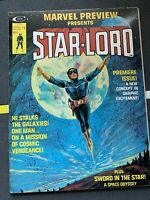 Marvel Preview #4 - 1st App. Star-Lord comic