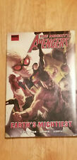 THE MIGHTY AVENGERS: EARTH'S MIGHTIEST~ MARVEL HARDCOVER NEW SEALED