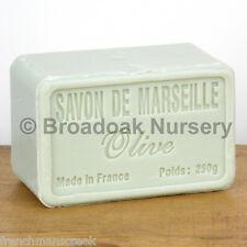 Savon De Marseille 250g Traditional French Soap Natural Vegetable Jasmine (jasmin)