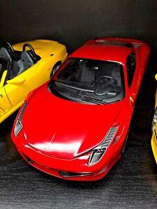 Hot Wheels 1:18 Ferrari 458 Italia