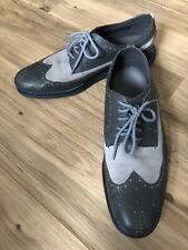 Cole Haan Men's Original Grand Long Wing II Oxford Shoes Magnet C20780 Size 12 M