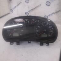 Volkswagen Polo 9N3 2006-2008 Instrument Panel Dials Cluster Clocks 86K