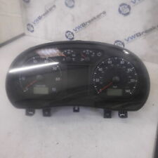 Volkswagen Polo 9N3 2006-2008 Instrument Panel Dials Cluster Clocks 86K