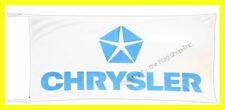 CHRYSLER FLAG BANNER  300 300c 5 X 2.45 FT 150 X 75 CM