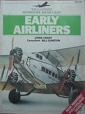 """EARLY AIRLINERS, 1980 BOOK (IMPERIAL AIRWAYS """"CITY OF KARACHI"""" DH.66 CVR"""