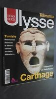 Revista Telerama Dibujada Fuera de La Serie Ulysse Cartago Mars 1995 Tbe