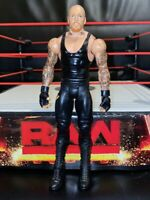 WWE Mattel action figure BASIC Series The UNDERTAKER Scary toy PLAY Wrestling
