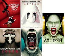 American Horror Story: The Complete Seasons 1 2 3 4 5 Season 1-5 FREE SHIPPING