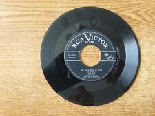 1950s Vg-Rare Hank Snow The Gold Rush Is Over / Why Do You Punish Me 4522 45