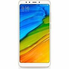"Xiaomi Redmi 5 32gb Gold Dual-sim EU 15 2cm (5 99"") FHD Display Android 7.1"