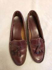 Brooks Brothers Leder Leder Leder Medium Width (B, M) Flats for Damens for sale 8d5265