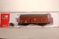 H0 Rivarossi gedeckter Güterwagen Gs Nr. GV6003 der DB , Ep. III, OVP, neu