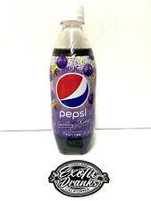 1 x Japan Pepsi Sparkling Christmas Grape 500ml - (FREE SHIPPING) (USA)