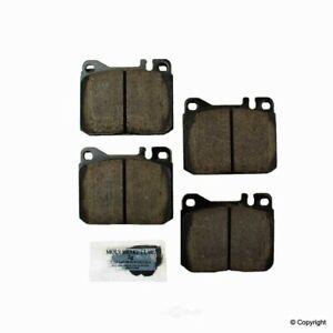 Disc Brake Pad Set-Akebono Euro Front WD Express 520 01451 432