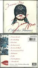 RARE / CD - JEANNE MAS : L' ART DES FEMMES / + AUTOGRAPHE DEDICACE