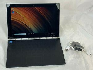 Lenovo YOGA BOOK -YB1-X91F Win 10 Pro Intel Atom x5 4GB RAM 64GB C36 4101 i4