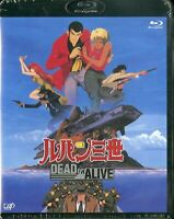 LUPIN III: DEAD OR ALIVE-JAPAN Blu-ray L60